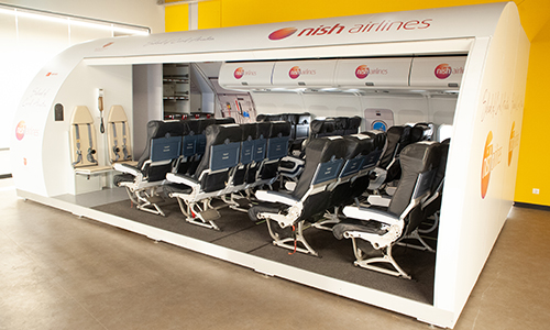 SkyArt Simulators and Aviation Furniture